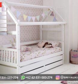 Model Tempat Tidur Anak Mewah Minimalis