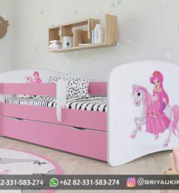 Model Tempat Tidur Anak Terbaru Minimalis