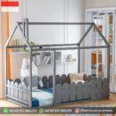 Set Tempat tidur Anak-Anak Modern Murah