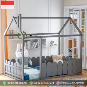 Set Tempat tidur Anak Anak Modern Murah 300x300 - Set Tempat tidur Anak-Anak Modern Murah