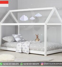 Set Tempat tidur Anak-Anak Murah Jepara