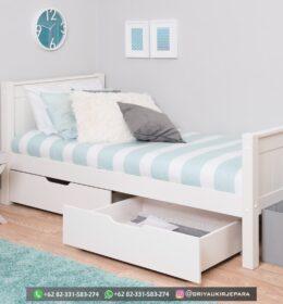 Set Tempat tidur Anak Mewah Minimalis
