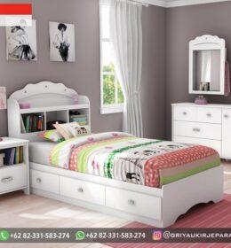Set Tempat tidur Anak Mewah Murah