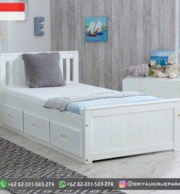 Set Tempat tidur Anak Minimalis Simpel