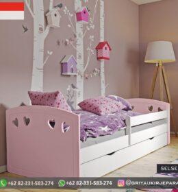 Set Tempat tidur Anak Modern Minimalis