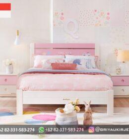 Set Tempat tidur Anak Modern Murah