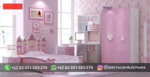 Set Tempat tidur Anak Murah Simpel 300x155 - Set Tempat tidur Anak Murah Simpel