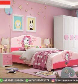 Set Tempat tidur Anak Terbaru Jepara