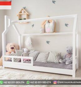 Tempat Tidur Anak-Anak Modern Jepara