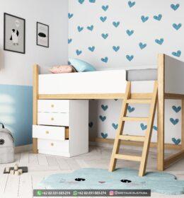 Tempat Tidur Anak-Anak Tingkat Murah