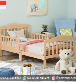 Tempat Tidur Anak Jati Mebel Jepara