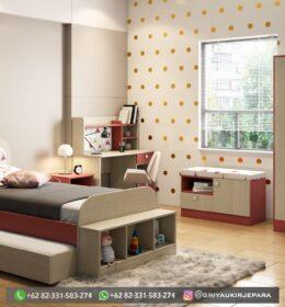 Tempat Tidur Anak Mewah Simpel