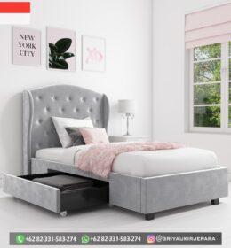 Tempat Tidur Anak Murah Simpel